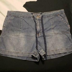 Nautica jean shorts